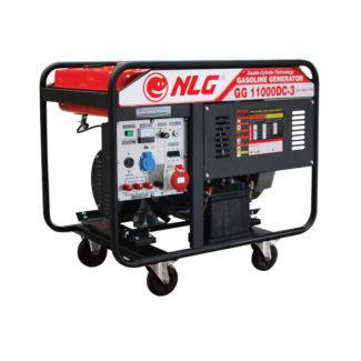 JUAL-NLG-GASOLINE-GENERATOR-SET-GENSET-GG11000-DC-3-(3-PHASE)