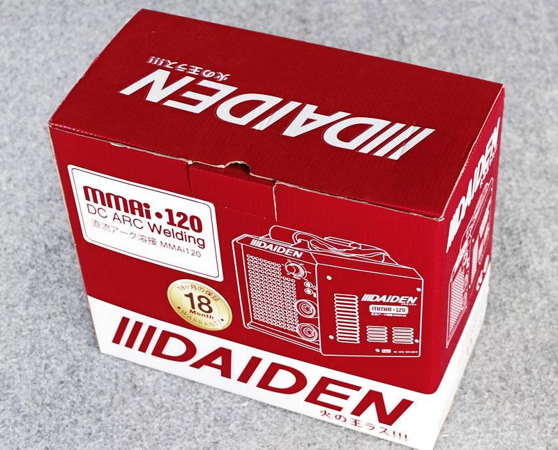 Jual-Mesin-Las-Listrik-Welding-Machine-Daiden-MMai-120-Package