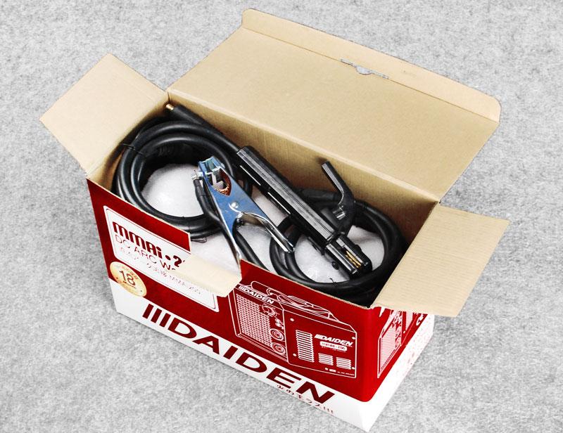 Jual-Mesin-Las-Listrik-Welding-Machine-Daiden-MMai-200-Packaging-Dalam