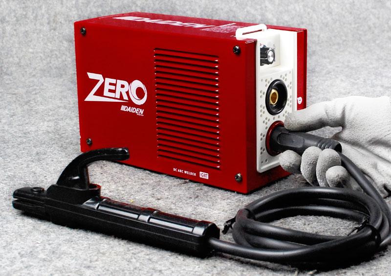 Cara Menggunakan Mesin Las Inverter Daiden Zero