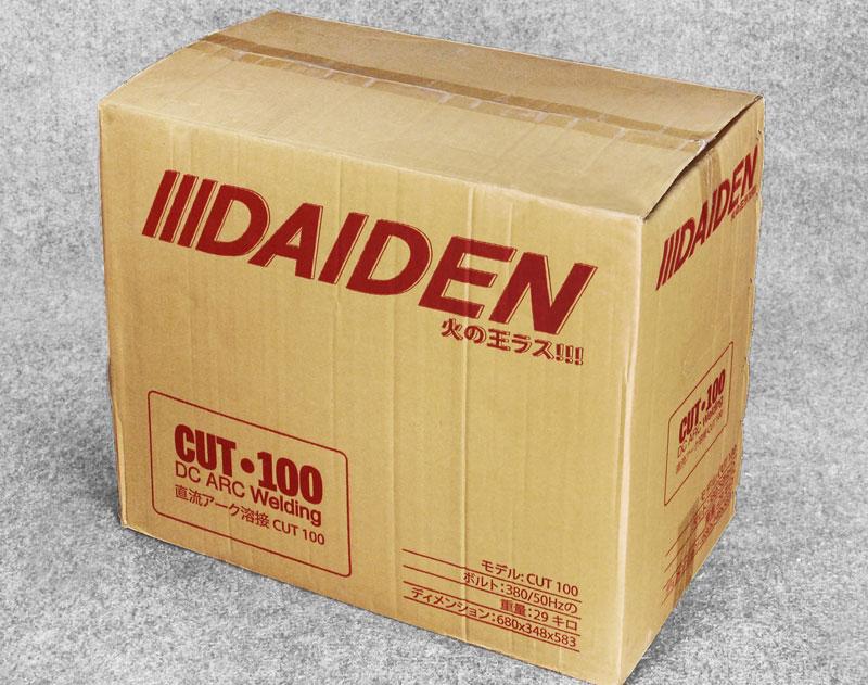 Jual-Mesin-Las-Potong-Cutting-Machine-Plasma-Cutter-Daiden-CUT-100-Packaging