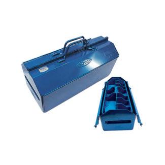 Jual-Kotak-Perkakas-Tumpuk-High-Roof-2-Ways-Cover-Tool-Box-with-Tote-Tray-TOYO-L-540 - Plate