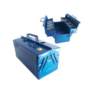 Jual-Kotak-Perkakas-Tumpuk-Tool-Box-with-2-Cantilever-Trays-TOYO-ST-350