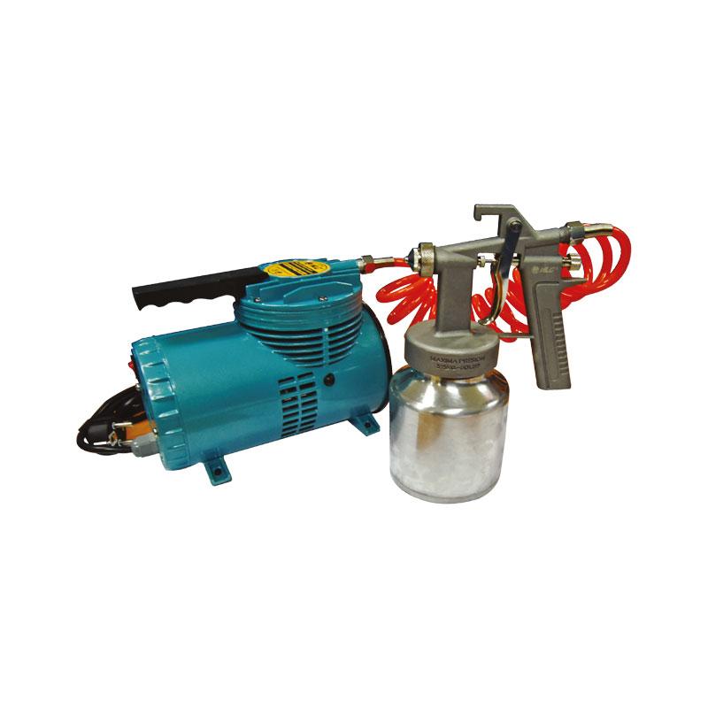 Jual Mini Kompresor Compressor Amp Spray Gun 777a Niagamas