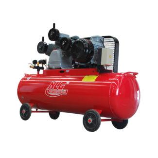 Jual-Kompresor-Angin-NLG-Air-Compressor-Belt-Driven-New-BAC-3075-with-Motor-Engine