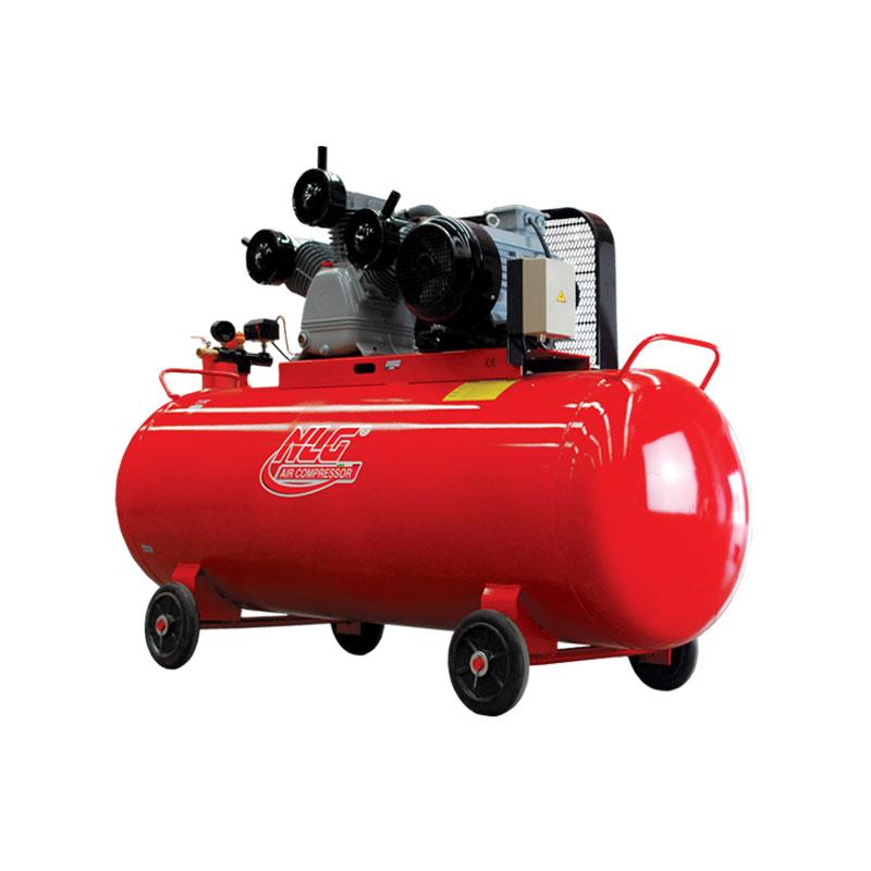 Nlg Belt Driven Air Compressor Kompresor Listrik