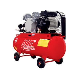Jual-Kompresor-Listrik-Angin-NLG-Air-Compressor-Belt-Driven-New-BAC-510