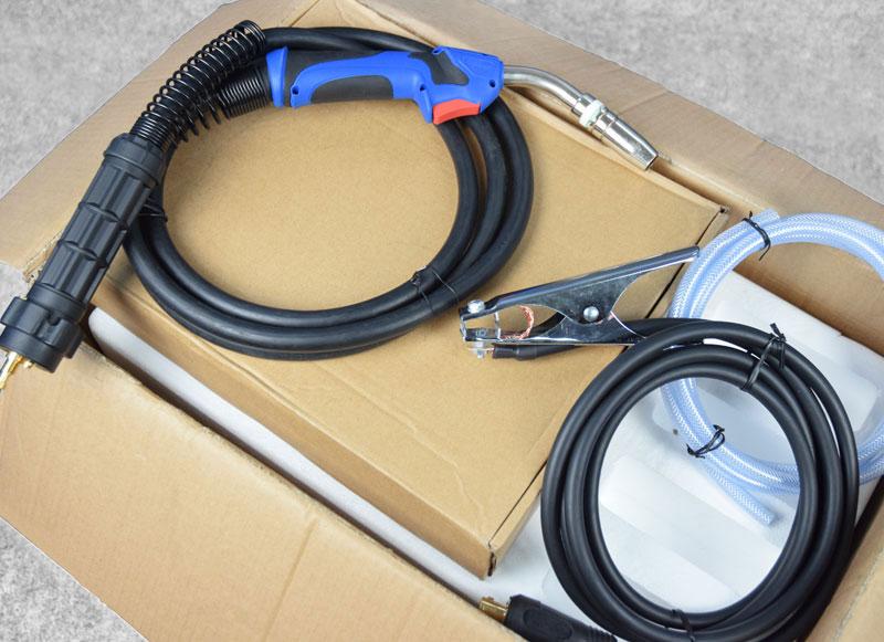Packaging Mesin Las Co2 Daiden Mig 250