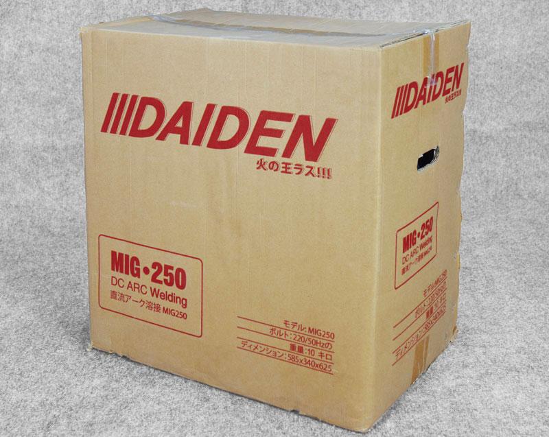 Jual-Mesin-Las-Listrik-Industri-Industrial-Welding-Machine-Daiden-MIG-250-Packaging-Luar